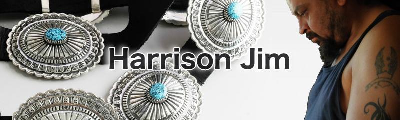 Harrison Jim ハリソンジム インディアンジュエリー バングル リング