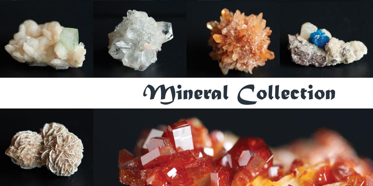 鉱石コレクション