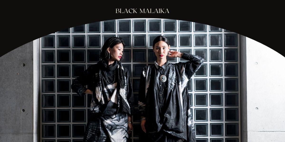 2020SSブラックマライカ新作アイテム