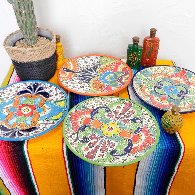 メキシコ陶器